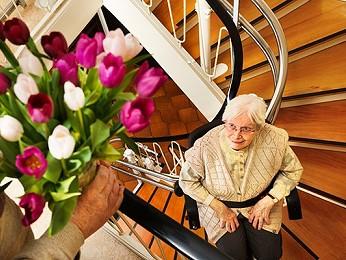 Treppenlift - eine Übersicht